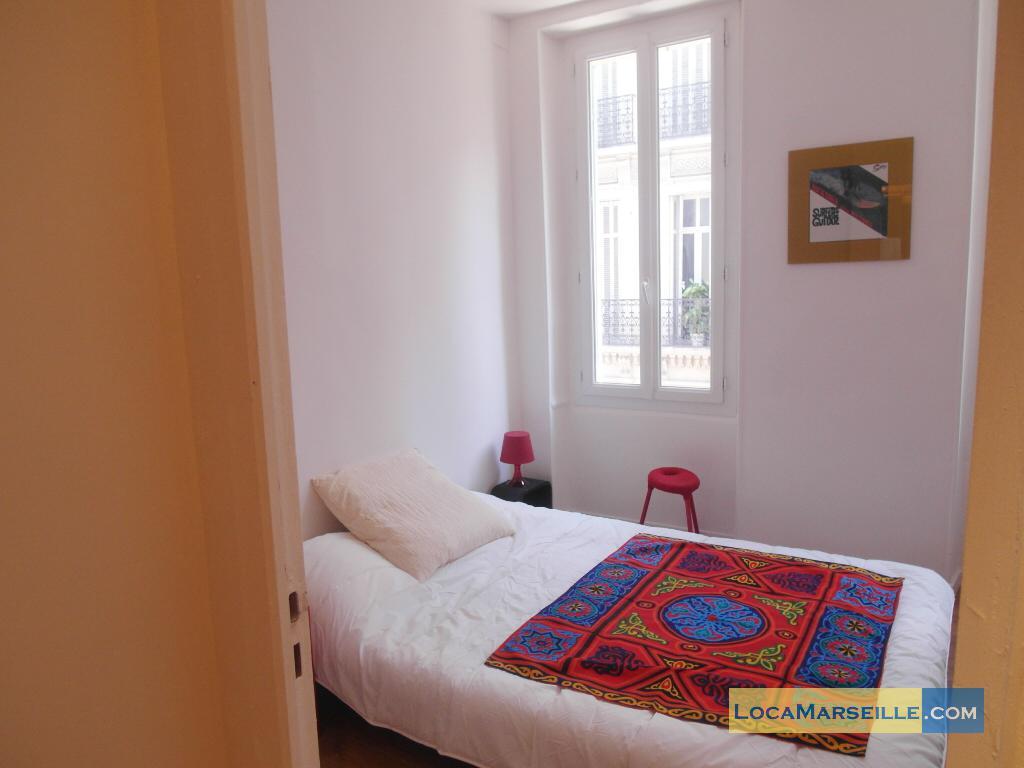 Location meubl e marseille appartement type t3 quai des belges for Chambre belge des traducteurs