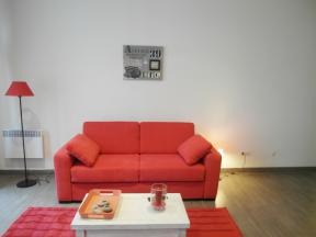 Appartement Studio red - T1 studio