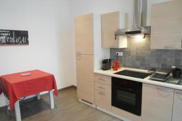 Appartement Studio red