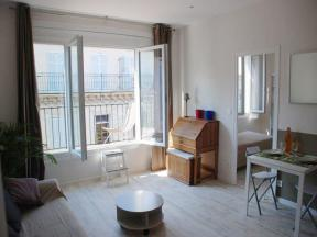 Appartement Balcon Sylvabelle - type T2