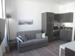 Appartement Moliere 3G - type T2