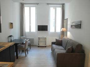 Appartement Moliere 3D - type T2