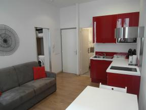 Appartement Moliere 2D - type T2