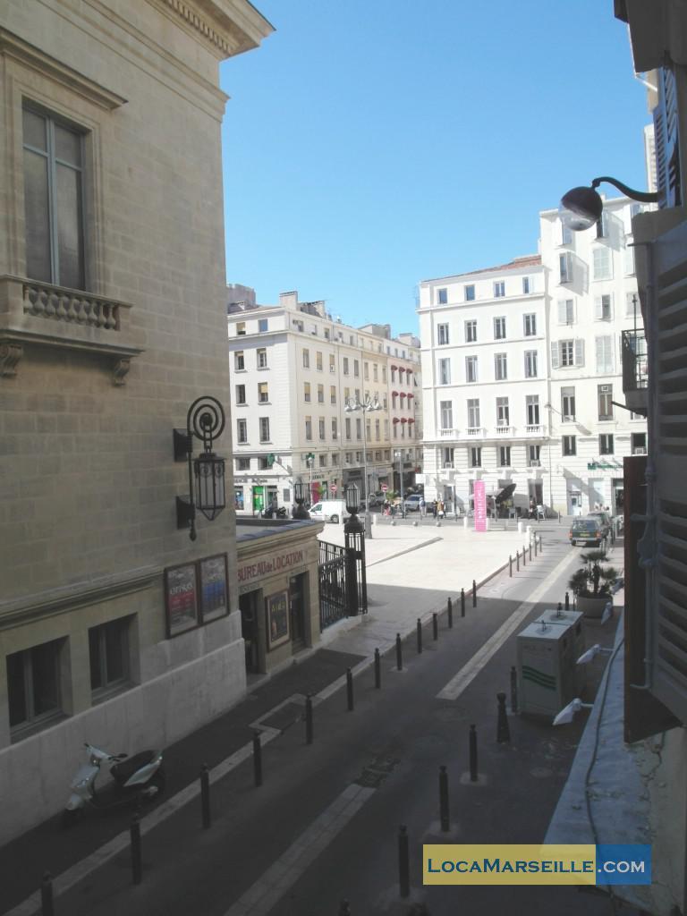 Marseille location meubl e appartement type t1 studio for Location appartement design marseille