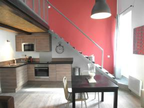 Appartement Moliere 4D - type T2