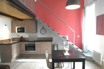 Appartement Moliere 4D