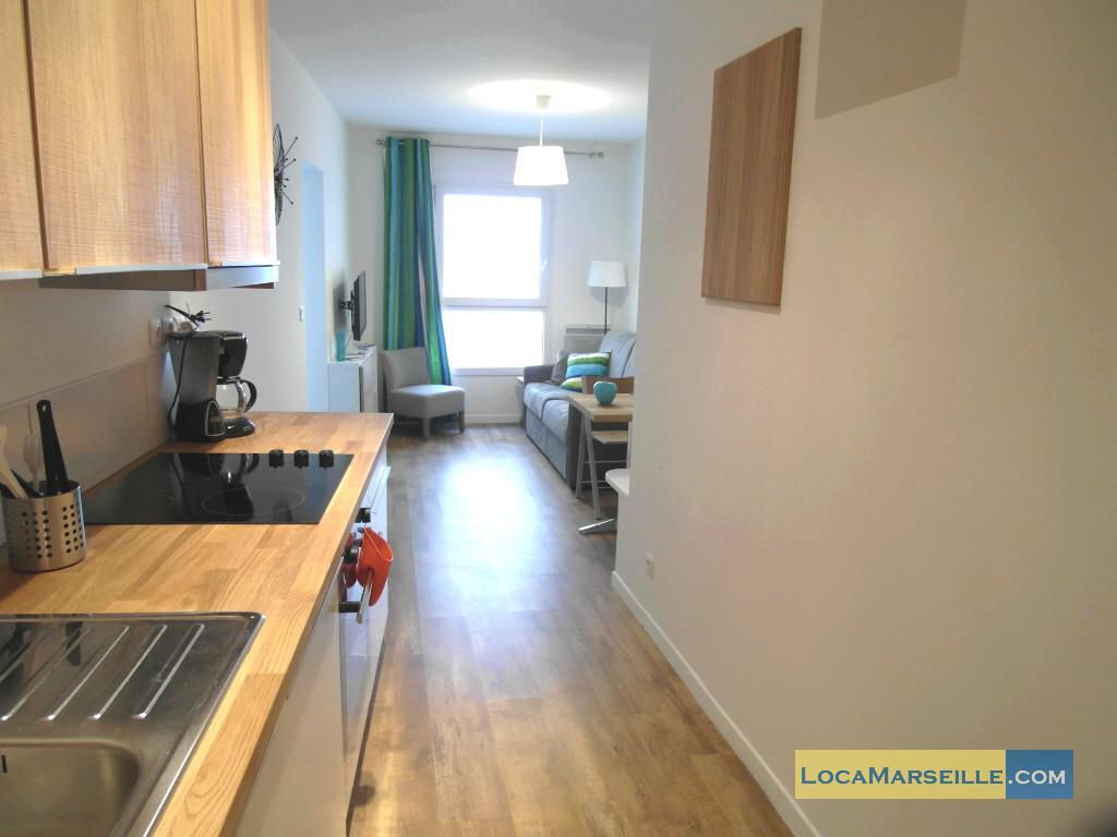 location meubl e marseille appartement type t2 chez flo. Black Bedroom Furniture Sets. Home Design Ideas