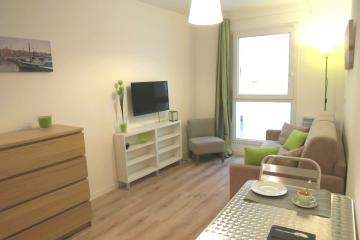 Appartement Studio Green