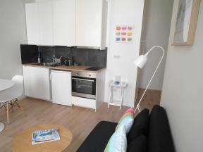 Appartement Cote cour - type T2