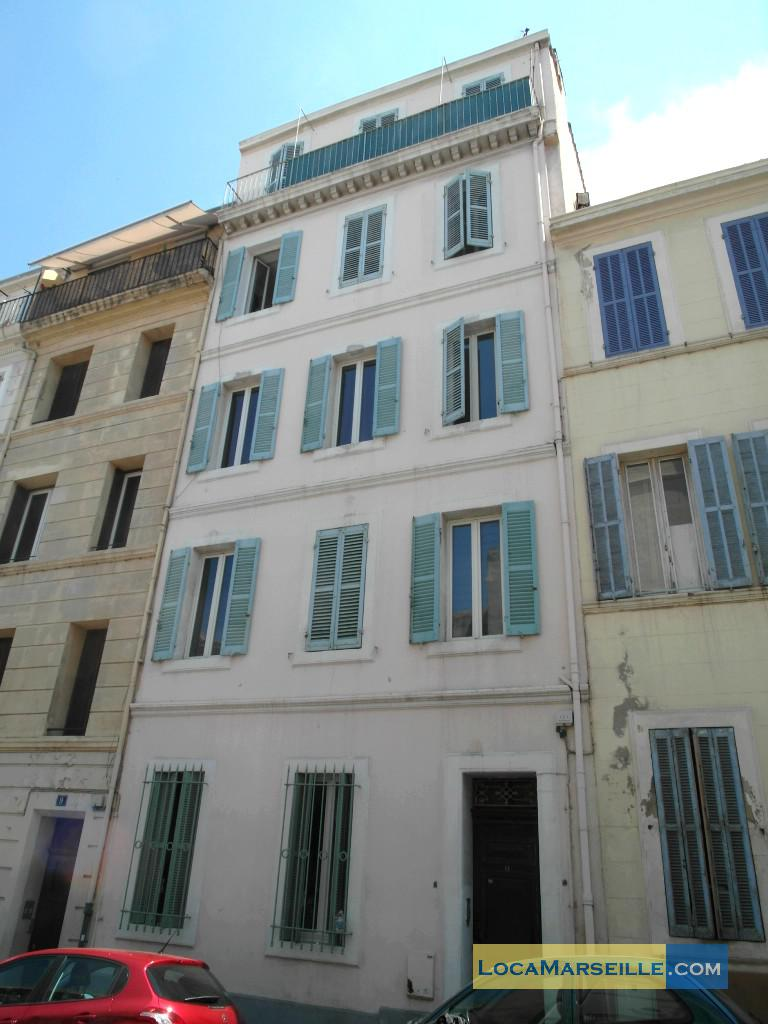 Location meubl e marseille appartement type t2 eau bleue for T2 marseille