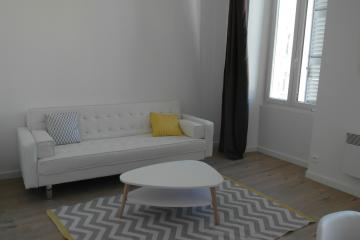 type T2 of Fjord Marseille apartment rentals Castellane