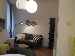 Appartement Vasarely - type T2