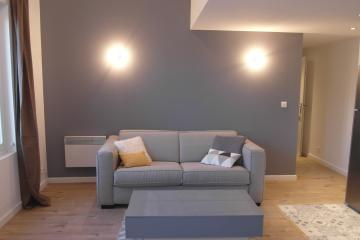 Appartement Studio grey