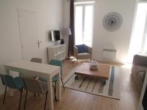 Appartement Port pin - type T2