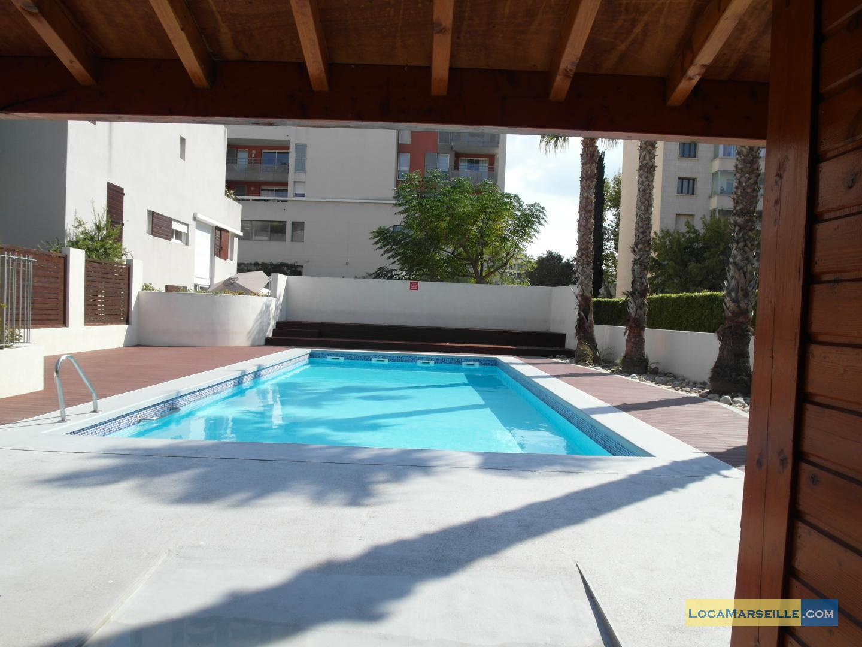 Studio location meubl e marseille 8 me - Residence avec piscine marseille ...
