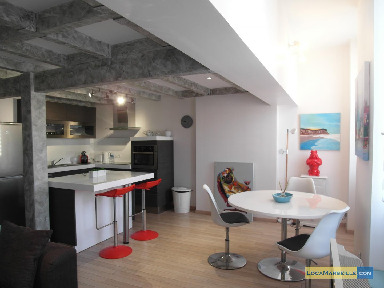 Duplex t2 en location meubl e proximit de la place castellane - Location meublee amortissement du bien ...