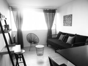 Appartement Little Paradis - T1 studio