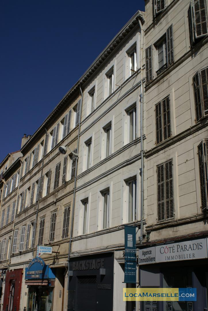 Arrondissement Proche Centre Ville Marseille