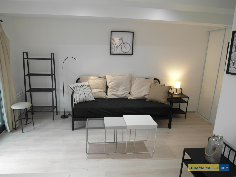 Location Studio Meuble Marseille