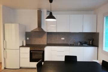 Appartement Chambre taupe Berceau