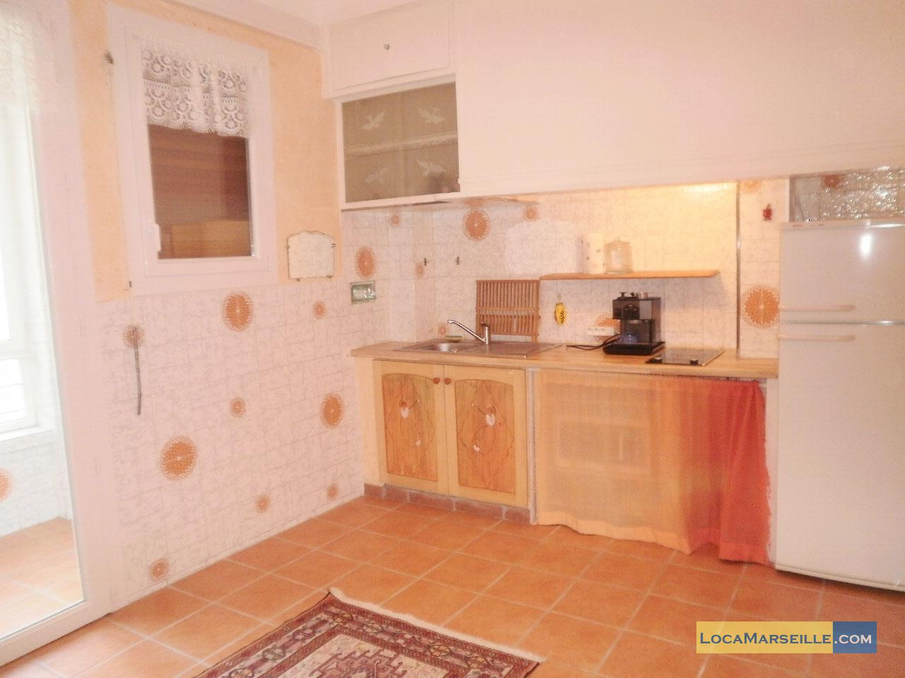 location meubl e marseille appartement type t1 studio studio joly. Black Bedroom Furniture Sets. Home Design Ideas